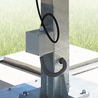 Commande et protection électrique intégrées